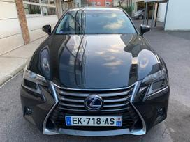 Lexus GS 300h, sedanas