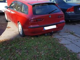 Alfa Romeo 156. Nebrangiai dalimis.galimas