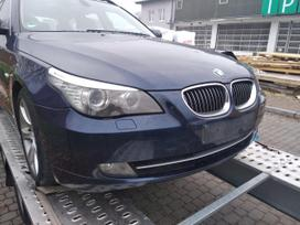 BMW 530 по частям. Bmw e61 530d 173kw 2008. lci touring europa
