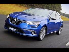 Renault Megane. Gt komplektacija