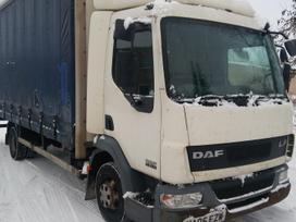 DAF LF45, užuolaidiniai / tentiniai