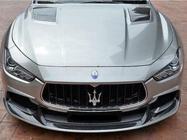 Maserati Ghibli. Oficialus renegade design