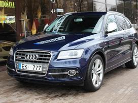 Audi SQ5, 3.0 l., apvidus
