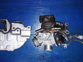 Ford B-max. Turbina 53420053 ir begale kitu