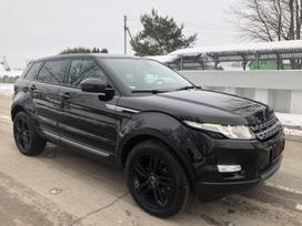 Land Rover Evoque, 2.2 l., visureigis