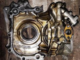 Mazda 3. Variklio detales 2.0 ditd mzr-CD