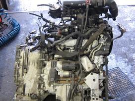 Mercedes-benz B klasė. 2.0cdi variklio kodas
