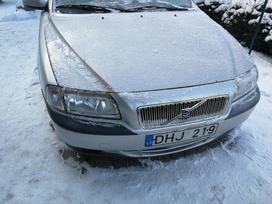 Volvo S80, 2.9 l., saloon / sedan