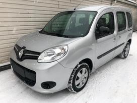 Renault Kangoo, 1.5 l., Минивэн