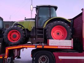 Claas Claas Ares 657, traktoriai