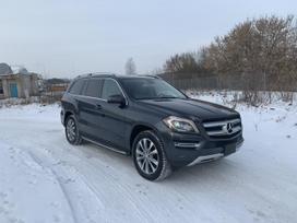 Mercedes-benz Gl450, 4.7 l., visureigis