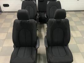 Chrysler Pacifica sėdynės