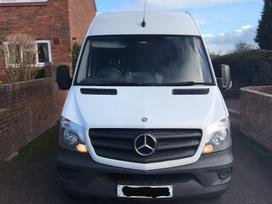 Mercedes-Benz SPRINTER, cargo vans