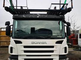 Scania P410, autovežiai