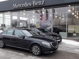 Mercedes-Benz S350, 3.0 l., saloon / sedan