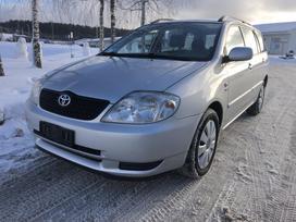 Toyota Corolla, 1.6 l., universalas