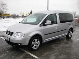 Volkswagen Caddy, 1.9 l., vienatūris