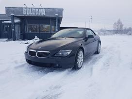 BMW 650, 4.8 l., kabriolets / roadster