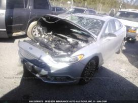 Ford Fusion dalimis. Ford fusion-mondeo