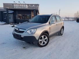 Opel Antara, 2.0 l., visureigis