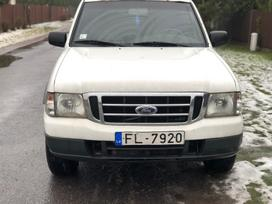 Ford Ranger, 2.5 l., visureigis