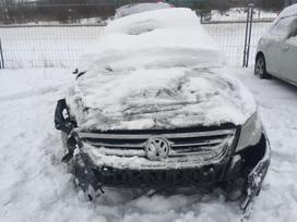 Volkswagen Passat CC dalimis. Automobilis ardomas dalimis / запас