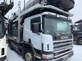 Scania 114L, autovežiai
