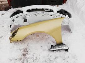 Porsche 911. Priekinis, galinis bamperiai gt3