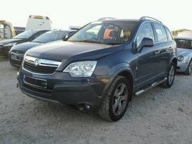 Opel Antara dalimis. Opel antara 2009metų.