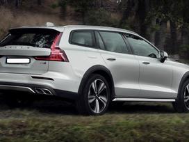 Volvo V60 Cross Country  dalimis. parduodame visu volvo modeliu