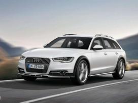 Audi A6 Allroad dalimis. Originalios naudotos