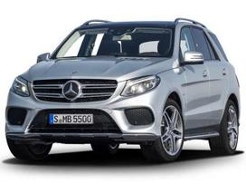 Mercedes-benz Gle klasė dalimis. Originalios