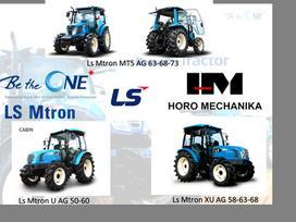 LS Mtron Ls uU60, Тракторы