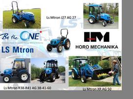 LS Mtron XR50 -R41 -R38 - J27, Тракторы