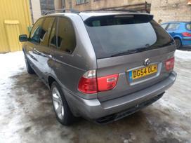 BMW X5, 4.4 l., visureigis