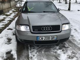 Audi A6. Ake