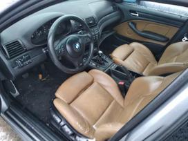 BMW 320 по частям. Bmw e46 320d 2005m. m-tech touring europinis