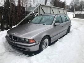 BMW 525 dalimis. Bmw 525tds dalimis  maza rida automatas cd