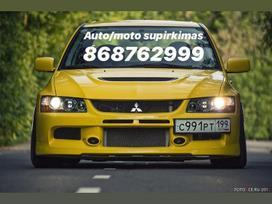 Brangus Auto supirkimas LT 868762999