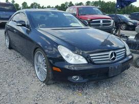 Mercedes-Benz CLS550. Cls 550 is jav dalimis.