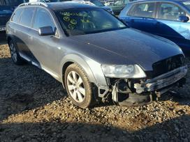 Audi A6 Allroad dalimis. Galimas autodetalių