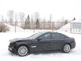 BMW 7 serija dalimis. F01 750i 2010m. dalimis! cic navigacija,