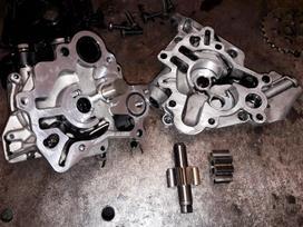 Bmw 1 serija variklio detalės