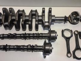 Mercedes-benz E klasė variklio detalės