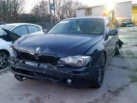 BMW 730. Bmw e65 2007m, aktyvus stabilizatorius, sport salonas,