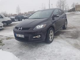 Mazda CX-7, 2.3 l., visureigis