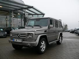 Mercedes-Benz G500, 5.5 l., visureigis