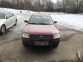 Volkswagen Passat for parts. Iš mūsų nupirktas detales pakeisime
