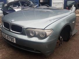 BMW 730 dalimis. Bmw 730d 160kw 2004 dalimis  full
