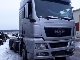 MAN TGX, semi-trailer trucks